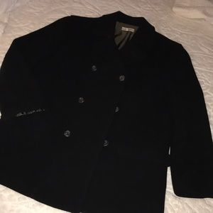Ermenegildo Zegna Wool Cashmere Coat